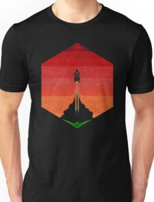 Into The Mars Exosphere Unisex T-Shirt
