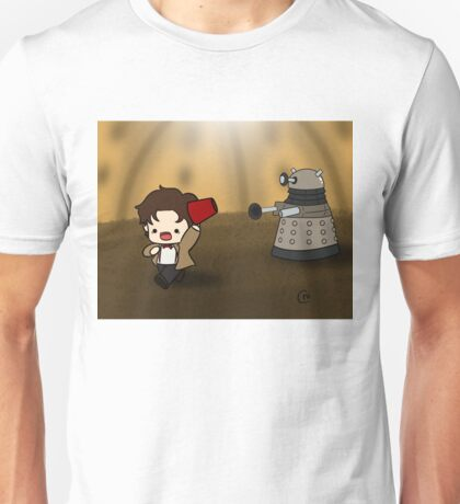 DALEK RUN Unisex T-Shirt