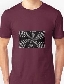 Exploding money Unisex T-Shirt