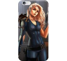 Sci-Fi Game of Thrones - Daenerys Targaryen iPhone Case/Skin