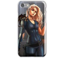 Sci-Fi Game of Thrones - Daenerys Targaryen iPhone Case/Skin
