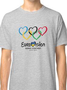Eurovision Olympics [Kyiv 2017] Classic T-Shirt