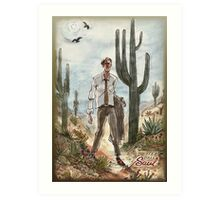 * Better Call Saul * The Desert Art Print