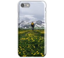 Near Mountain Oshten iPhone Case/Skin