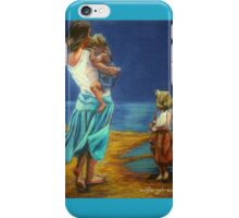 """""""By The Beautiful Sea"""" iPhone Case/Skin"""