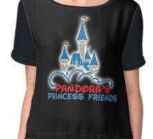 Pandora's Princess Friends Chiffon Top
