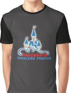 Pandora's Princess Friends Graphic T-Shirt
