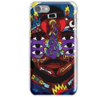 KAYTRANADA  99.9% - Clear iPhone Case/Skin