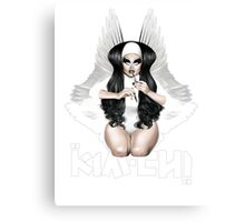 Drag Queen Kim Chi Canvas Print