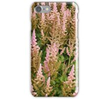 Pink Magnificence Reaching for the Sun! iPhone Case/Skin