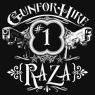 Raza Gun For Hire #1 by simonbreeze