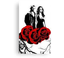 Chuck and Amara Canvas Print