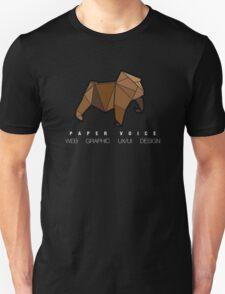 Paper Voice Logo 2 Unisex T-Shirt