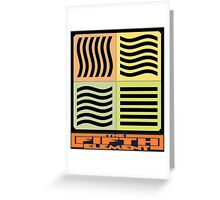 The Fifth Element Greeting Card