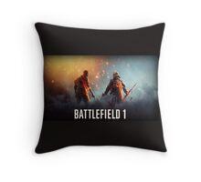 Battlefield 1 Throw Pillow