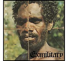 Death Grips -Exmilitary Album Art Photographic Print