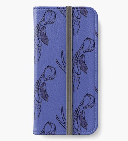The Touch of Death iPhone Wallet/Case/Skin