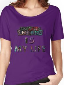 My Life Women's Relaxed Fit T-Shirt