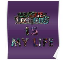 My Life Poster