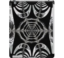 Abstract shapes and patterns iPad Case/Skin