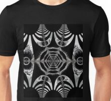 Abstract shapes and patterns Unisex T-Shirt