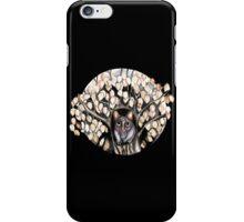 Possum tree iPhone Case/Skin