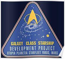 Star Trek Utopia Planetia Poster
