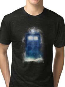 Blue Box Tri-blend T-Shirt