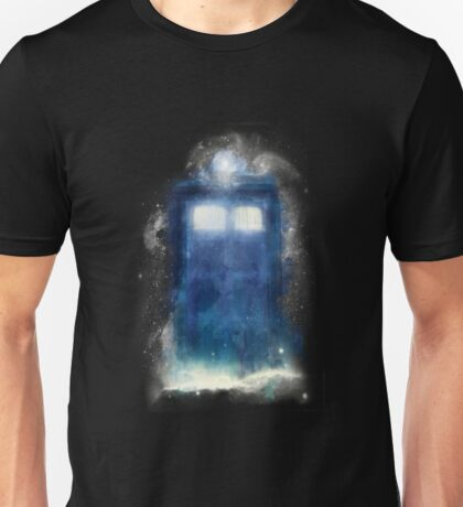 Blue Box Unisex T-Shirt