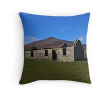 Imagine - Above Us only Sky Throw Pillow
