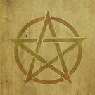 Pentagram - Textured by creepyjoe