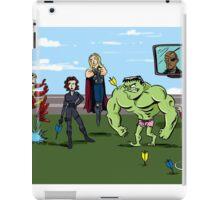 Avengers at Play iPad Case/Skin