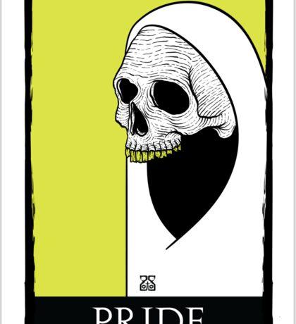 7SINS - PRIDE Sticker