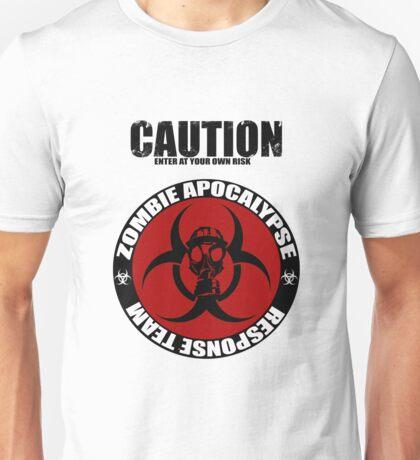 Team Zombie Response  Unisex T-Shirt