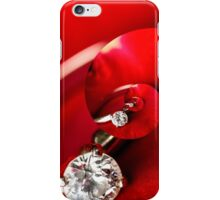 Diamond and Roses iPhone Case/Skin