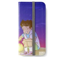 BokuAka Childhood Memories iPhone Wallet/Case/Skin
