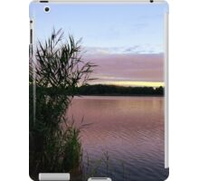 Waterscape at Kölpinsee iPad Case/Skin