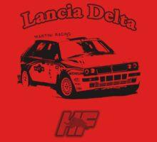 Lancia Delta Hf Kids Clothes