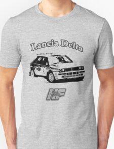 Lancia Delta Hf Unisex T-Shirt
