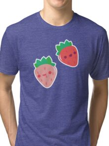 Strawberry Sweets Tri-blend T-Shirt