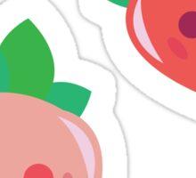 Strawberry Sweets Sticker