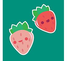 Strawberry Sweets Photographic Print