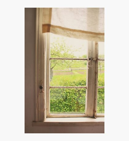 Master Bedroom - tribute to Andrew Wyeth Photographic Print