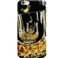 Never ending glass of whiskey iPhone Case/Skin