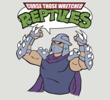 Wretched Reptiles! by hugodourado