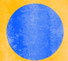 Target Series (K. M.) Sticker