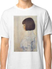 Gustav Klimt - Portrait Of Helene Klimt Classic T-Shirt