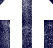 Target Series (R. D.) Sticker