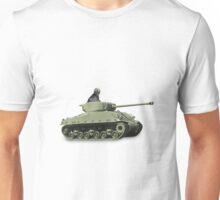 War Pug Unisex T-Shirt