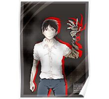 Ajin - You're Human Poster
